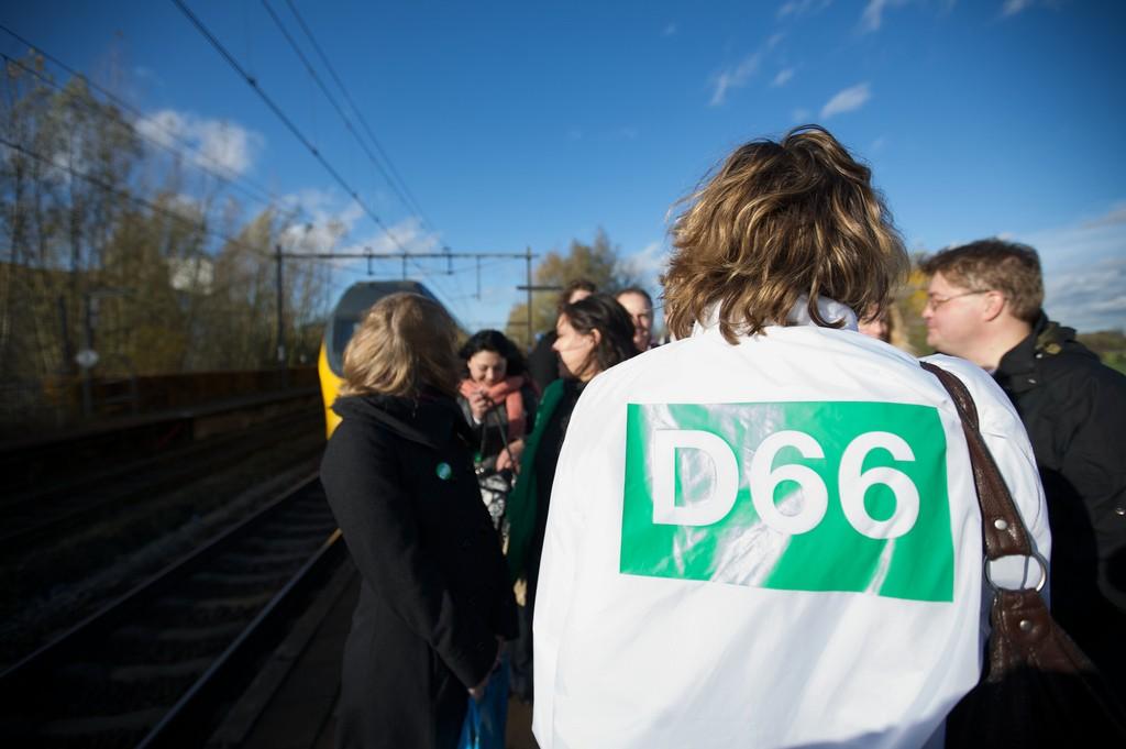 D66 campagne verkiezingen tweede kamer verkiezingsprogramma