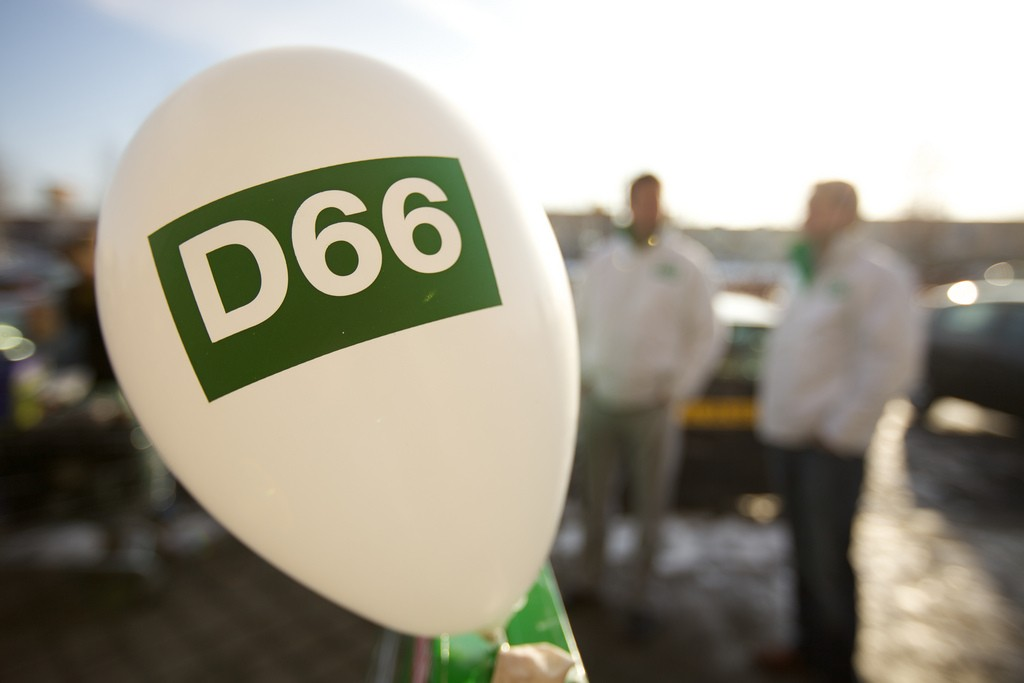 Verkiezingsprogramma D66 bekend