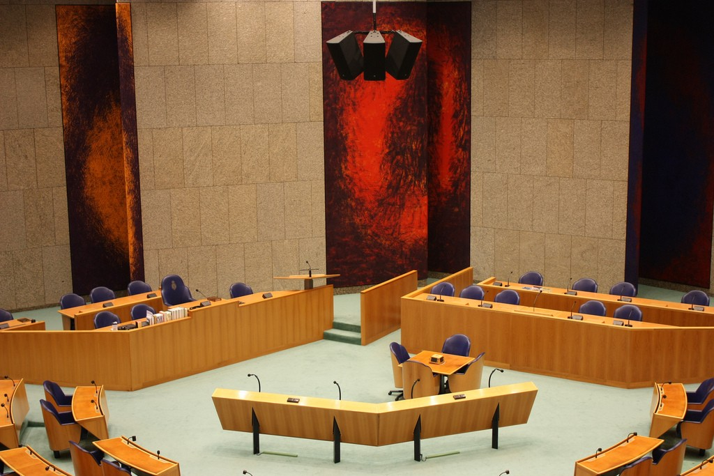kamer debat formatie