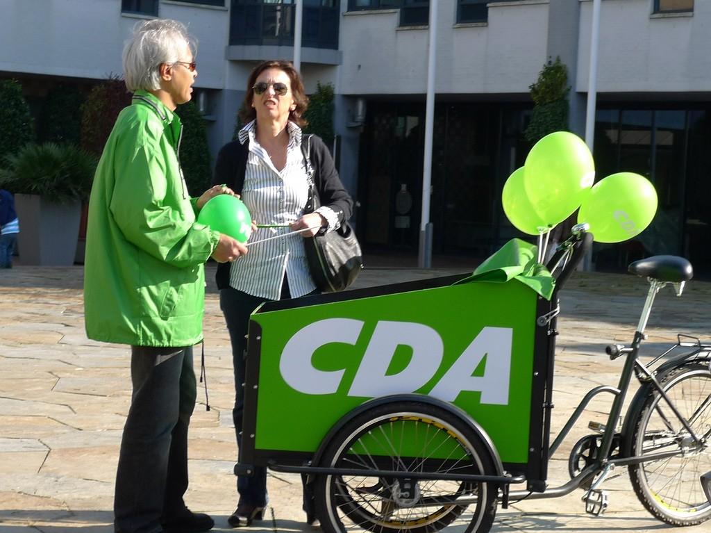 CDA Campagne-foto