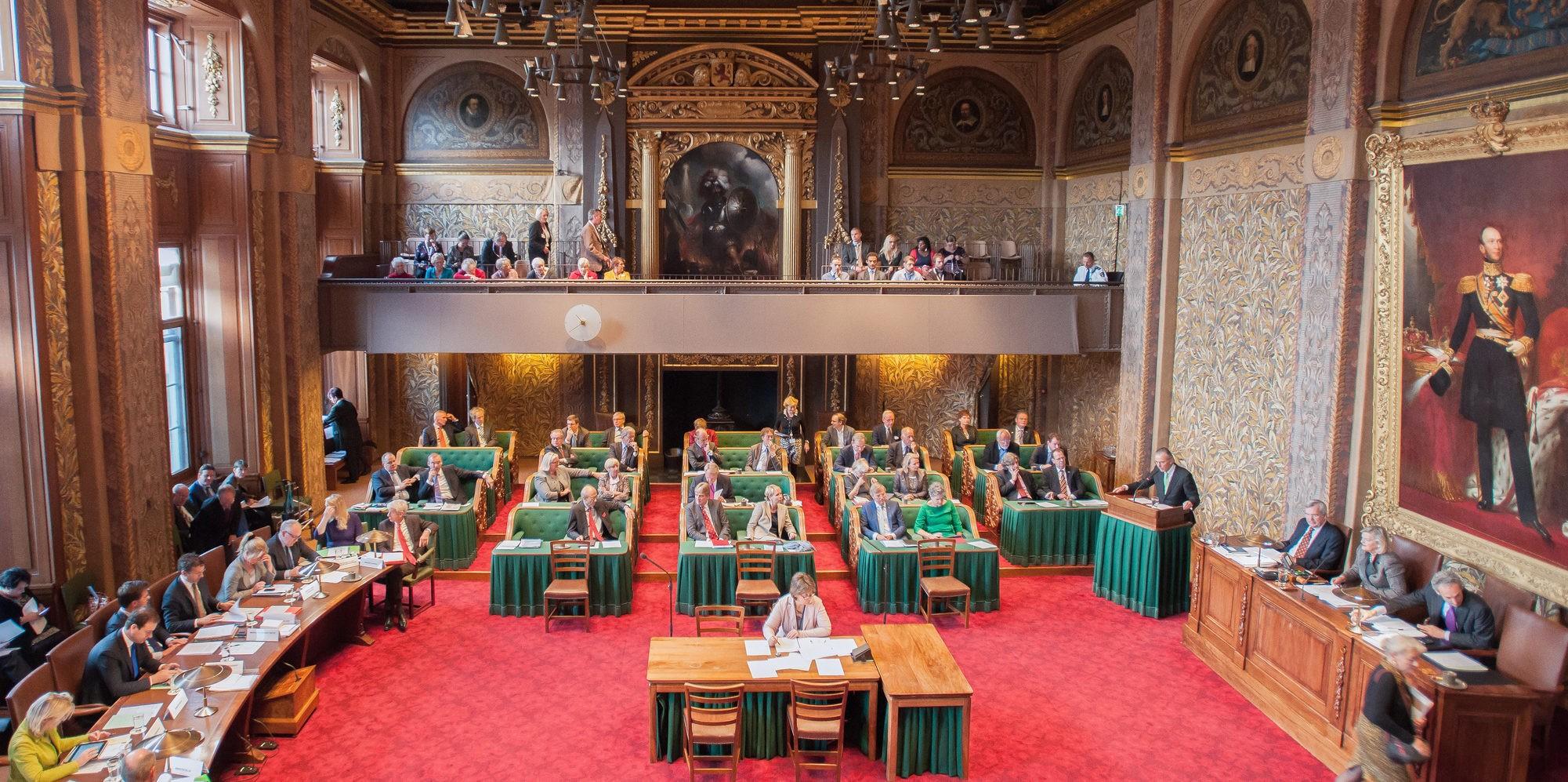 eerste kamer voorzitter - De Verkiezingswijzer - Onafhankelijke informatie over de Tweedekamer Verkiezingen op 17 maart 2021
