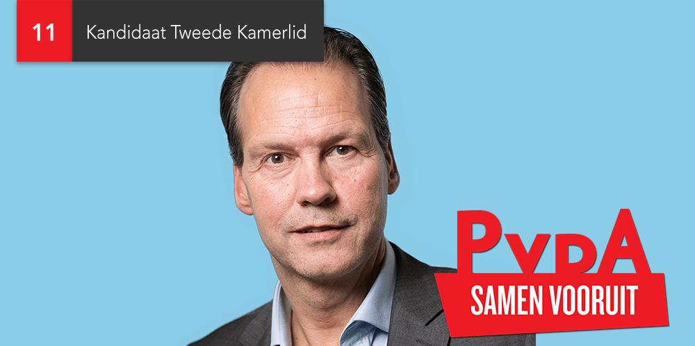 John Kerstens (PvdA) stopt als Kamerlid