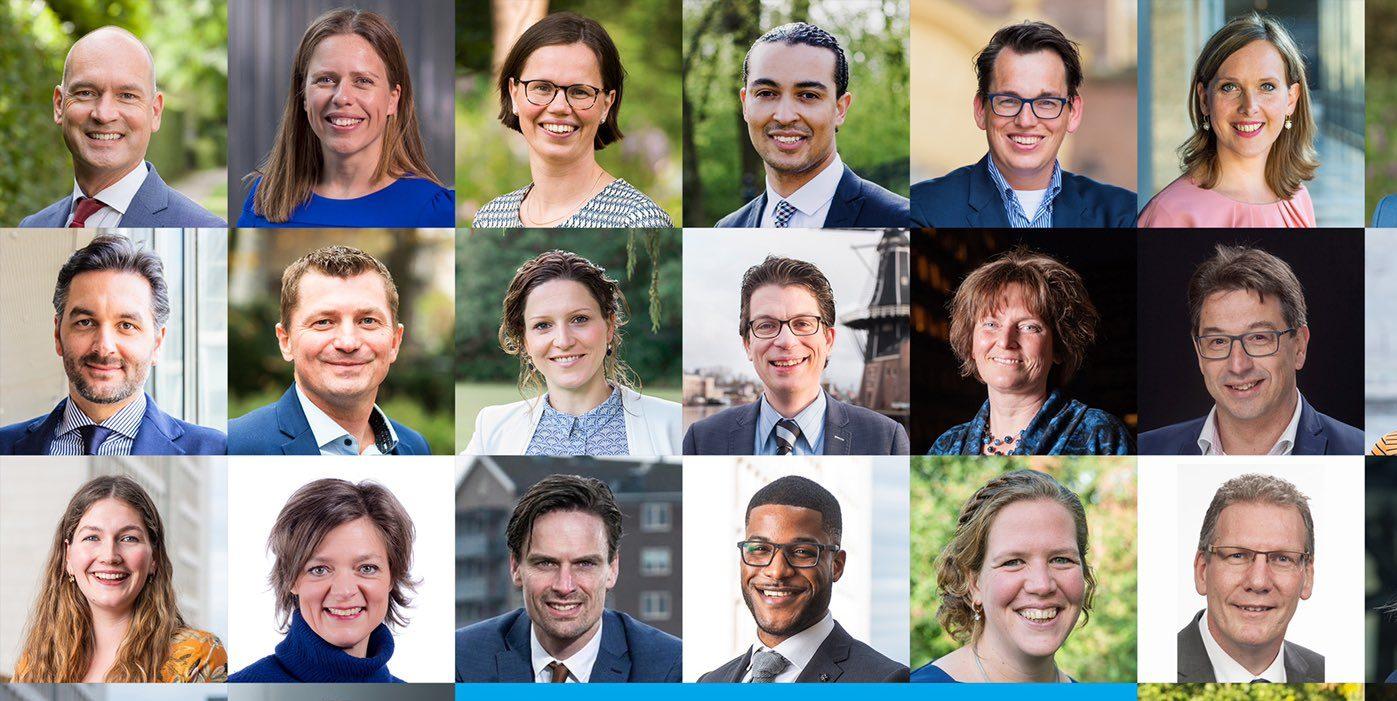 ChristenUnie komt met nieuwe kandidatenlijst